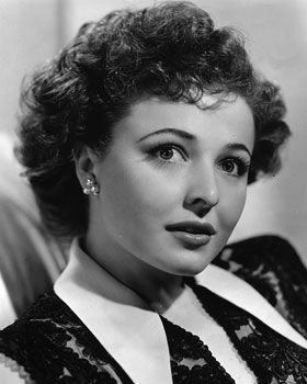 Laraine Day, The actress made more than four dozen films from the late 1930s to 1960, working opposite such luminaries as Ayres, Cary Grant, Robert Mitchum, Lana Turner, John Wayne, Spencer Tracy, Joel McCrea and Kirk Douglas.