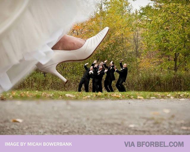 Funny Wedding poses