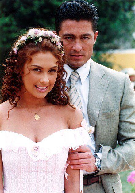 Fernando Colunga y Aracely Arámbula