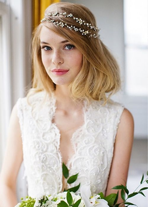 11 Gorgeous Wedding Hairpieces (That Aren't Flower Crowns!) | Brides.com