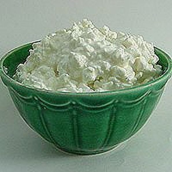 Eat Cottage Cheese An Hour Before Going To Bed And You Will Burn