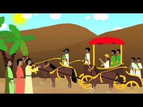 82 best videos images on pinterest bible activities kids church philip and the etheopian fandeluxe Gallery