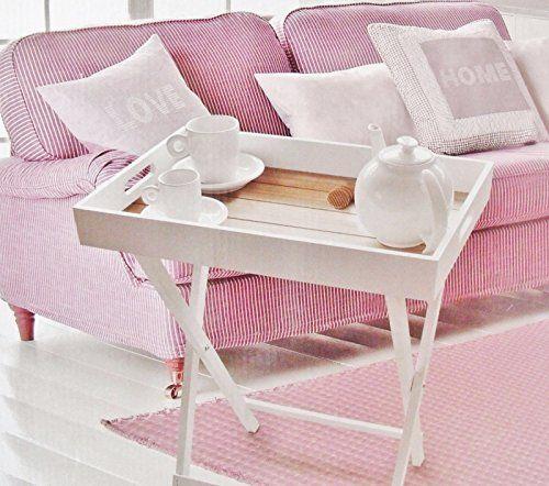 Cool Tablett Tisch Klapptisch Holz Serviertisch Butlers Tray http