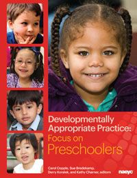 DAP with Preschoolers | National Association for the Education of Young Children | NAEYC