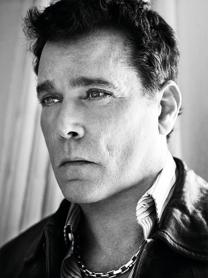 RAY LIOTTA / ZOO MAGAZINE  JULY 2008