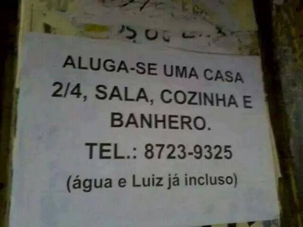 As casas já vêm com morador. | 100 imagens 100% brasileiras para confirmar que você nasceu no país certo