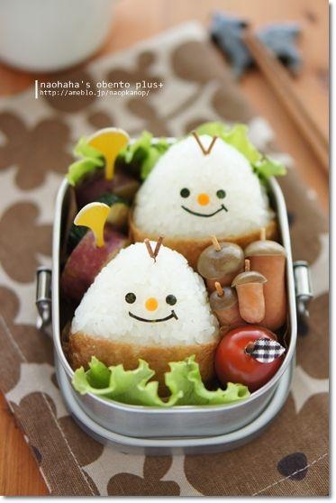 Image (2012 version) ♪ lunch summary of the rainy season   naohaha's obento *