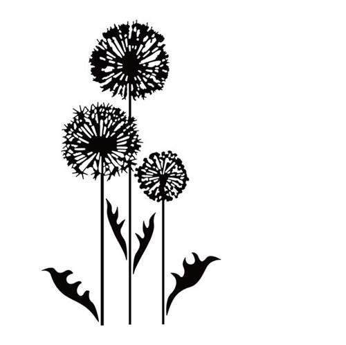 Folder Nellie - Condolence Flower - Dmuchawce EFCO003 artystyczny.com.pl