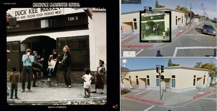 """Creedence Clearwater Revival – """"Willy and the Poor Boys"""" Albümü / KLASİKLEŞMİŞ 12 ALBÜM KAPAĞI NEREDE ÇEKİLDİ?"""