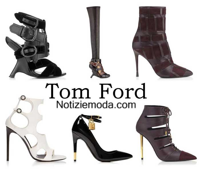 Scarpe Tom Ford autunno inverno 2016 2017 donna