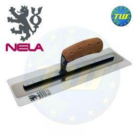 "NELA PlasticFLEX Trowels Available in 11"" 14"" 16"" & 18"" with BiKo Cork Grip Handles"