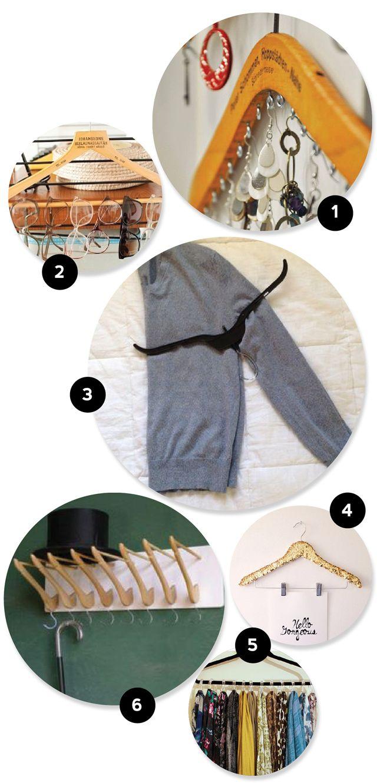 hanger tricks | Aunt Peaches