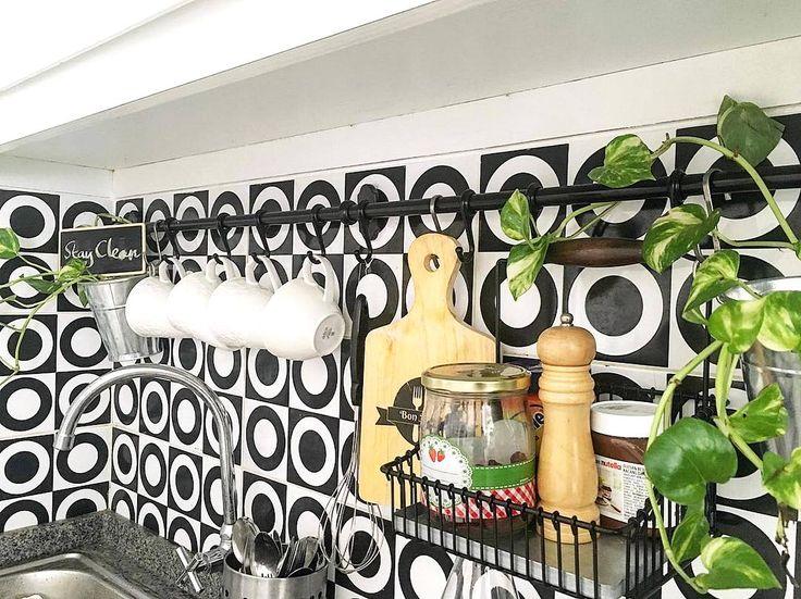 Model Keramik Dapur Dan Keramik Dinding Dapur Yang Cantik