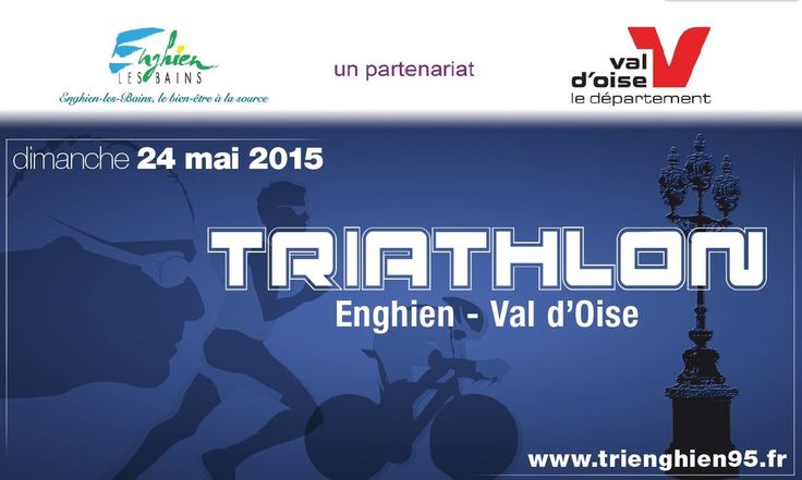 Prochain rendez-vous : Triathlon d'Enghien !La distance des Jeux Olympiques. 530 concurrents s'aligneront au départ de cette épreuve haute en couleurs et forte d'émotion, comptant pour le Championnat Ile de France 2014, pour le Championnat du Val d'Oise...