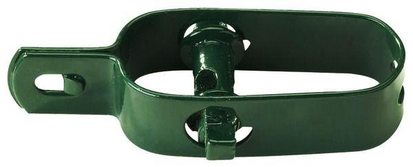 Tendeur  Galvanisé plastifié vert. Diam. 1,5 mm. Garantie 2 ans(A).
