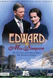 Edward & Mrs. Simpson (TV Mini-Series 1978) - IMDb