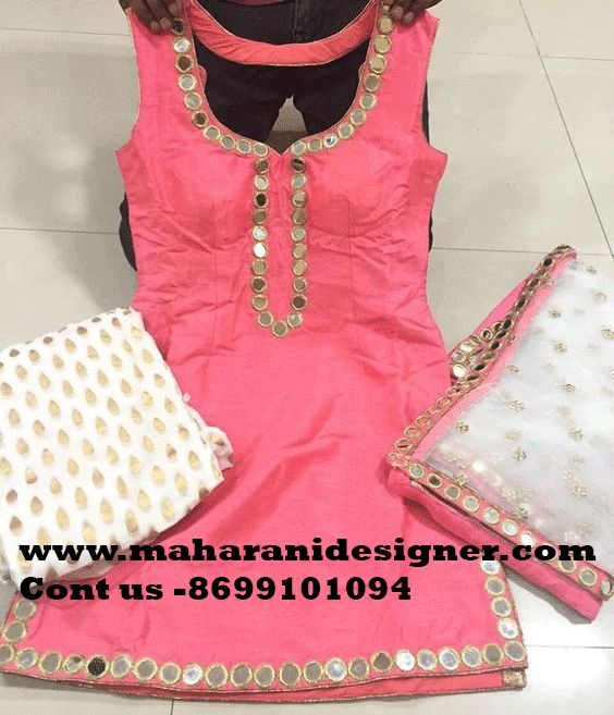 #PartywearStylishsalwarsuit #Salwarsuitdesign #LatestSalwarsuitpatterns #StylishSalwarsuitonline  Maharani Designer Boutique  To buy it click on this link :  http://maharanidesigner.com/Anarkali-Dresses-Online/salwar-suits-online/ Rs-6700 Mirror work Fine quality fabric For any more information contact on WhatsApp or call 8699101094 Website www.maharanidesigner.com Maharani Designer Boutique