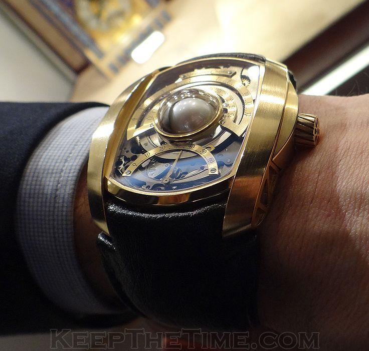 Lunokhod watch