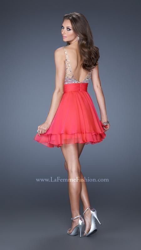 La Femme 19469 | La Femme Fashion 2013 - La Femme Prom Dresses - Exquisite  cocktail