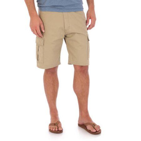Wrangler Jeans Co. Tall Men's Twill Cargo Short, Size: 36