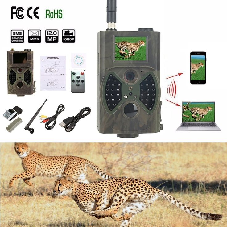 73.88$  Buy here - Wireless security camera 12MP 1080P Hunting camera MMS GSM HC300M Wildlife trail camera night vision with high gain antenna  #buyonlinewebsite