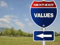 Attitudes and values trump skills and experience - personal qualities for leaders  #leaders #values  www.meritsolutions.com.au