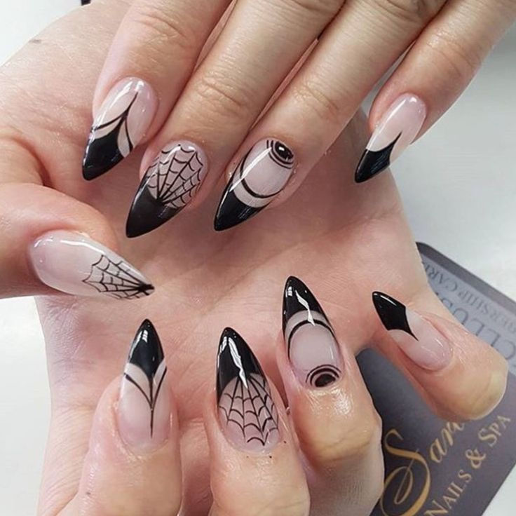 Witchy Nails                                                                                                                                                                                  More