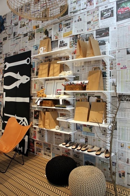 Visual Merchandising | Display: Retail inspiration