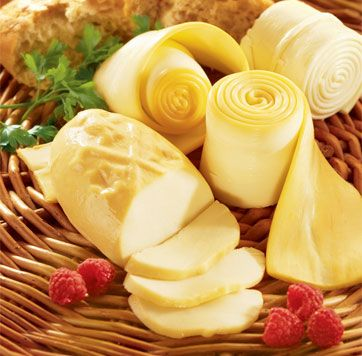 Parenica, Ostiepok - Slovak favorite sheep cheeses - the best smoked cheese!!!
