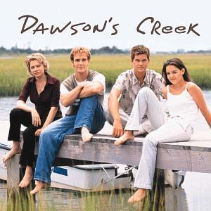 TELEVISION PICTURE CHALLENGE #24: Favorite Drama- Dawson's Creek (HM to Grey's Anatomy- toughest decision for sure!) - Dawson Crece
