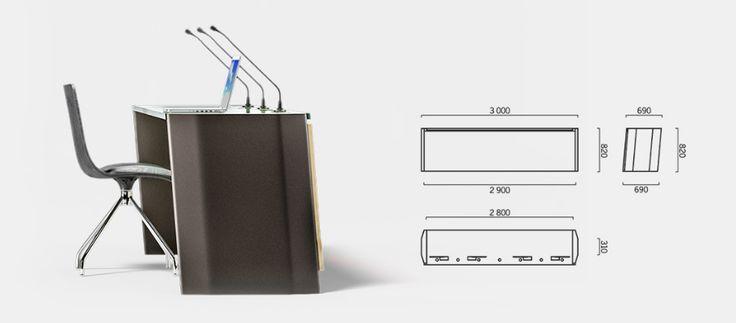 Moderne tische sind in unserem Shop in verschiedenen Dimensionen abgerufen. Mehr Informationen:  http://awartgroup.com/de/vestiga-tisch.html #moderne #tische
