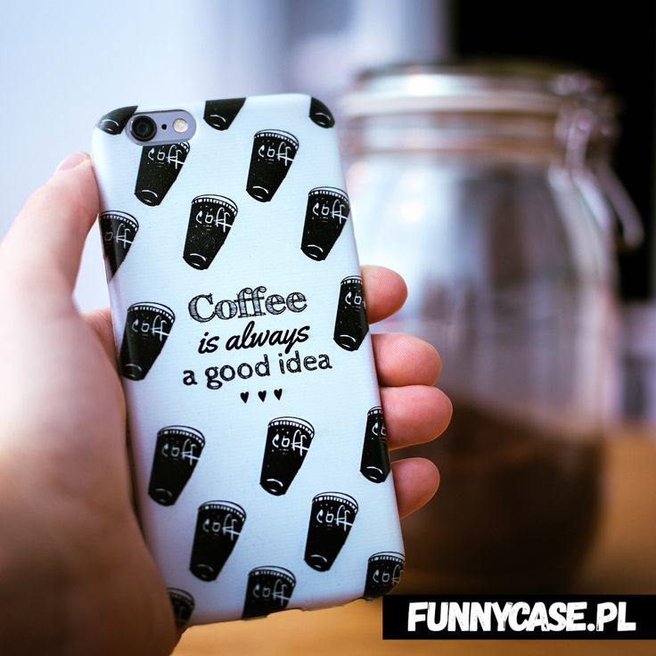 #funnycase #case #cover #etui #iphone #ladies #collection #coffee