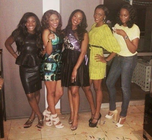 Searchlight Nigeria: Photos : Anita Isama Bridal Shower