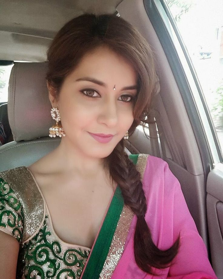 Rashi Khanna Latest Stills In Pink Dress - Raashi Khanna