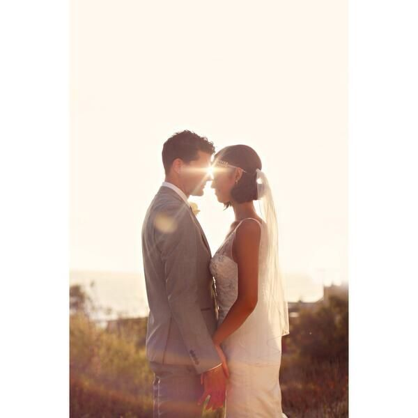 Joel Smallbone & Moriah Peters, saved their first kiss for their wedding day! This is my one and only wish