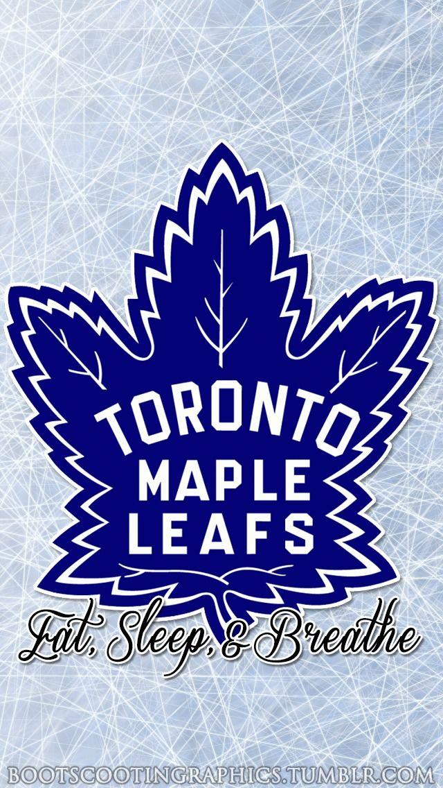 Toronto Maple Leafs iPhone 4/4s Wallpaper