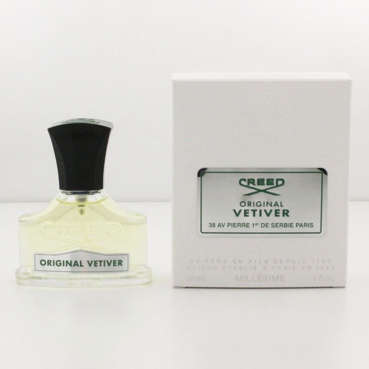 Profumo CREED ORIGINAL VETIVER Millesimato 30 ml