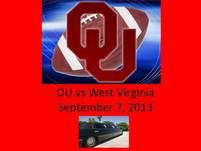 OU Football Tickets Giveaway!!
