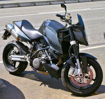 KTM Super Duke 990 by cmdpirxII