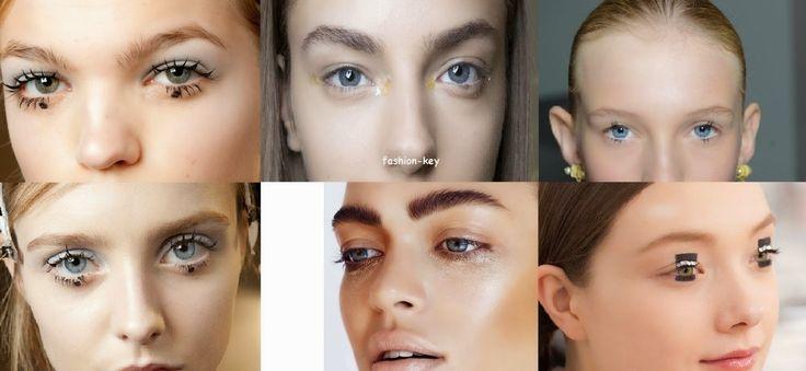 Fashion-Key: Модный макияж весна-лето 2015