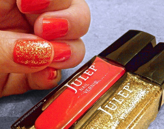 Bring on your Bombshell with Julep Maven!  Enter to #WIN a Julep Maven Box with beautiful polish & products. Ends 7/29. *Open to US/CDA