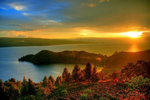 Tanjung Unta; Danau Toba, north of Sumatera. All about info of north of Sumatera, Indonesia , visit http://www.medaners.com