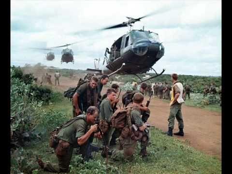 Paint it Black - Vietnam War