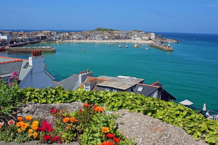 A stunning day in #StIves #Cornwall 8-7-13