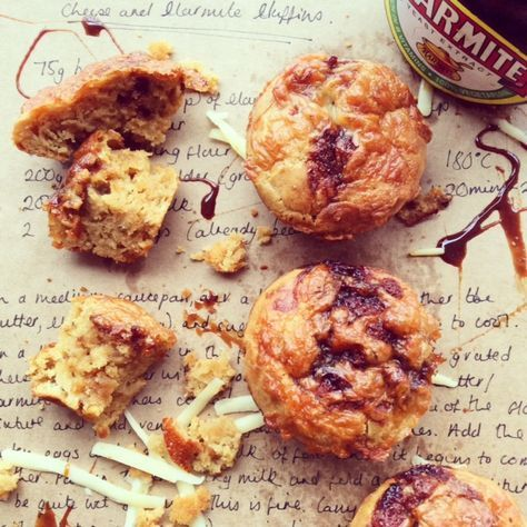 These savoury Cheese and Marmite Muffins are perfect for the Marmite lovers mid-morning snack and my favourite indulgent breakfast - perfect for Christmas Morning!