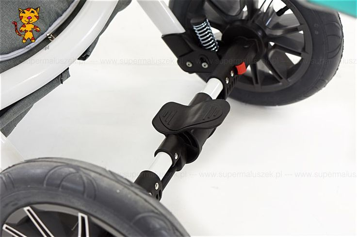 Wózek dziecięcy 3w1 Naxter - centralny hamulec Easy Stop. http://supermaluszek.pl/NaXter_3w1_wozek_dzieciecy  #supermaluszek #wózekdziecięcy #naxter