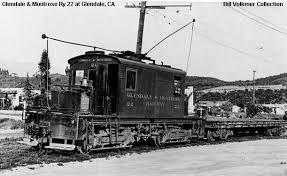 Image result for pacific electric locomotives