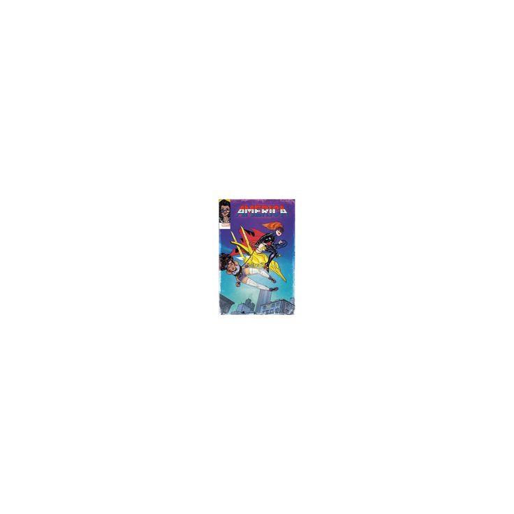 America 2 (Paperback) (Gabby Rivera)