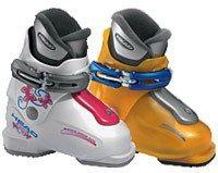 Premières chaussures Head - Mode enfants contre le froid - Pour les débutants et ceux qui commencent à savoir skier, voici des chaussures pour filles et garçons très légères, avec une position marche ou ski à changer sur l'arrière...