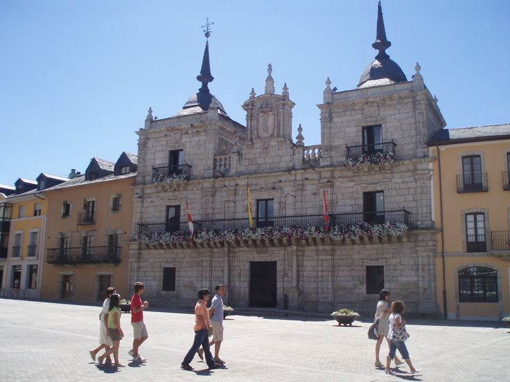 Ponferrada, León, Camino de Santaigo
